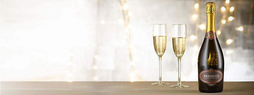 Hero 20% off Prosecco + Buy 2 Save 25% ends soon