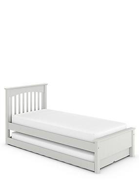Hastings Kids Grey Hideaway Bed, , catlanding
