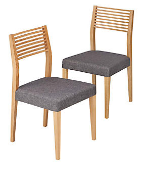 Set of 2 Hadley Chairs
