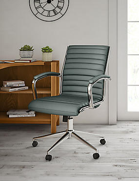 Latimer Office Chair - Grey