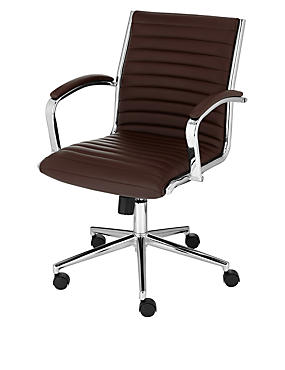 Latimer Office Chair - Brown