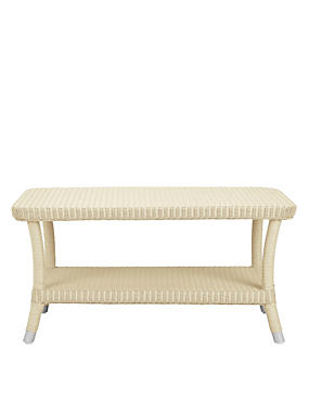 Worthing Coffee Table - Ivory