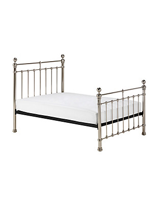 Castello Pewter Bed Frame Furniture