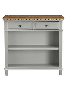 Darcey Low Bookcase