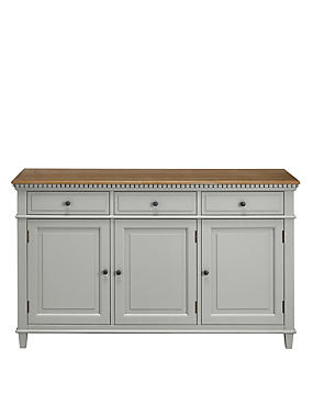 Darcey 3 Dr Sideboard