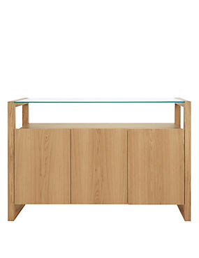 Colby 3-Door Sideboard