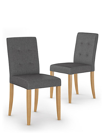 Marks And Spencer Red Dining Chairs: 2 Colby Dining Chair