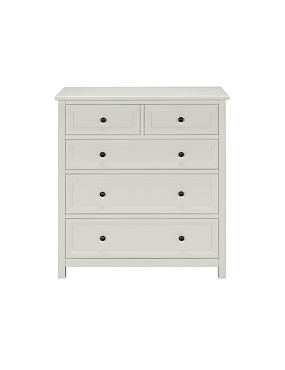 Dawson 3+2 Grey Drawer Chest