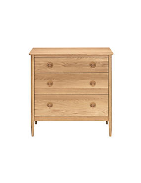 Hampden 3 Drawer Chest