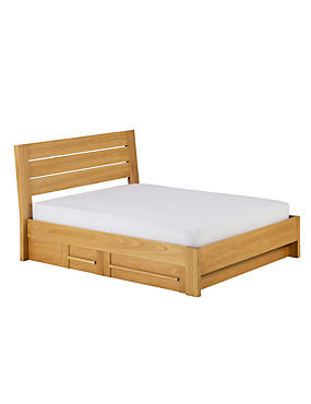Sonoma Light Storage Bed Frame