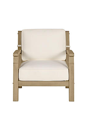 Dahlia Cream Armchair