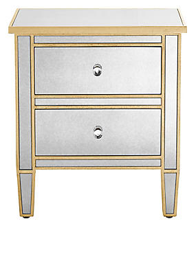 Evelyn Bedside Table