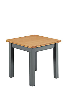Padstow Square Extending Dining Table, , catlanding