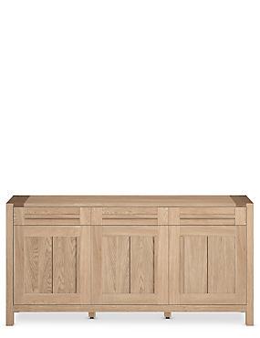 Sonoma™ Blonde 3 Door Sideboard, , catlanding