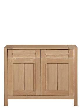 Sonoma™ Blonde 2 Door Sideboard, , catlanding