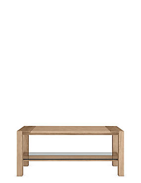 Sonoma™ Blonde Coffee Table, , catlanding