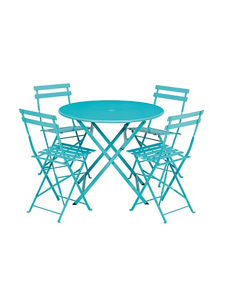 Cortardo Table & 4 Chairs