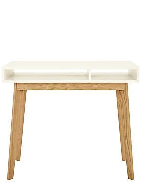 Bradshaw Desk - Self Assembly, , catlanding