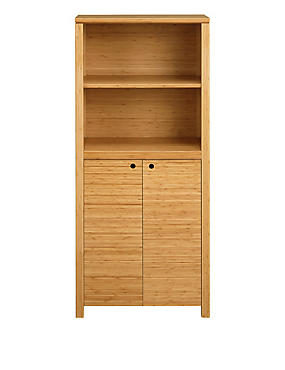 Nagoya Mid Cabinet - Natural - Self Assembly