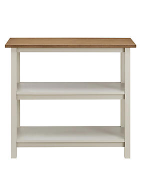 LOFT Storage Low Shelving Putty