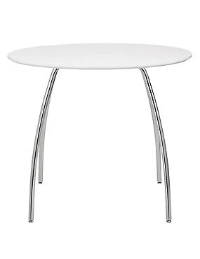 Brady Table White