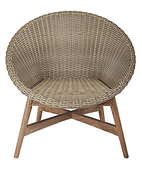 Express Capri Teak Chair