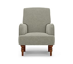 Denford Occasional Armchair Meredith Duck Egg