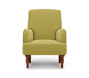 Denford Occasional Armchair Meredith Citrus