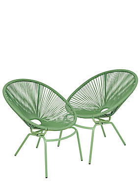 Lois Set of 2 Chairs