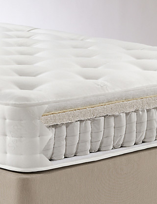 Natural 1250 Mattress - Medium Support - 7 Day Delivery* Furniture