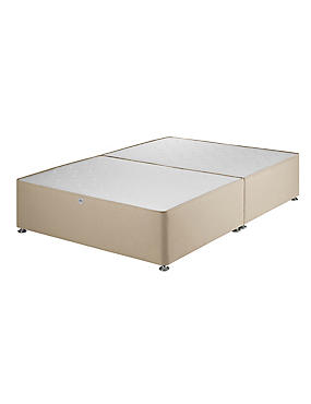 Classic Firm Top Non-Storage Divan