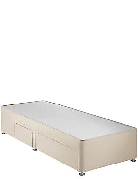 Classic Firm Top 1+1 Drawer Divan