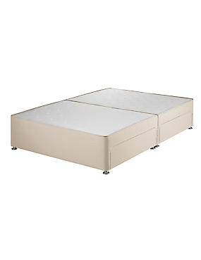 Classic Sprung Edge 4 Drawer Divan