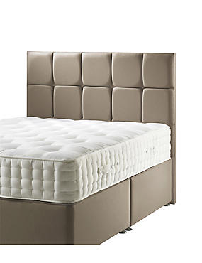 Button Modern Headboard