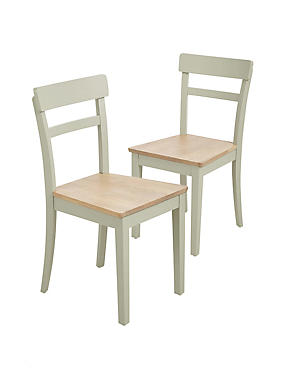 2 Set of Brampton Dining Chairs