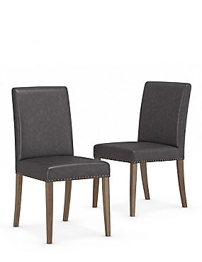 Sanford Dining Chair X2