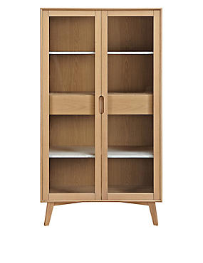 Conran Clayton Display Cabinet
