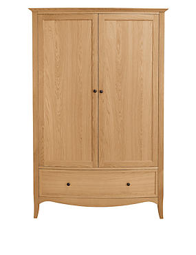Burchill Double Wardrobe