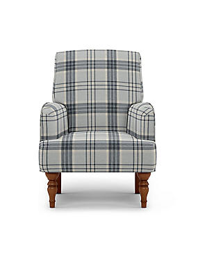 Denford Armchair Brandon Grey