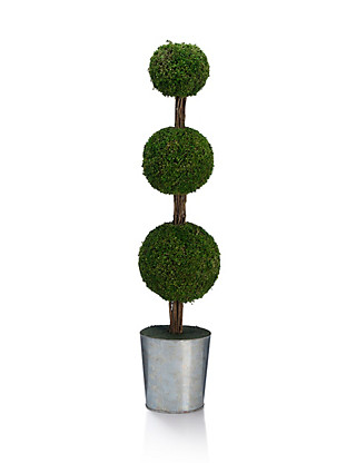 Trio Ball Topiary Home