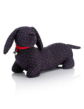 Ronnie Dog Doorstop