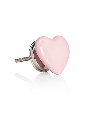 Heart Drawer Pull