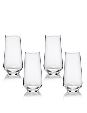4 Maxim Hi Ball Glasses