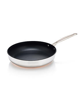 24cm Copper Base Frying Pan