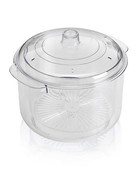 Microwaveable Steamer