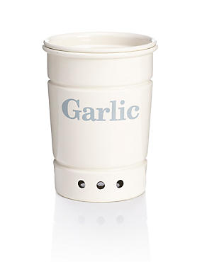 Retro Style Garlic Storage