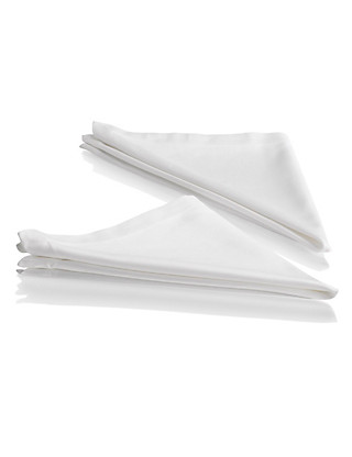 2 Non-Iron Napkins Home