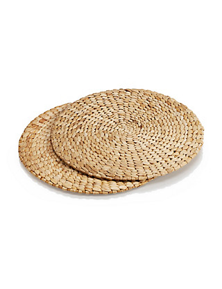 2 Water Hyacinth Mat Home