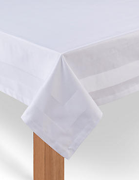 Nova Non-Iron Tablecloth