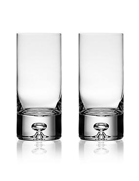 2 Soho Hi Ball Glasses